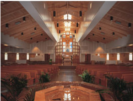 Immaculate Heart of Mary Church (interior)