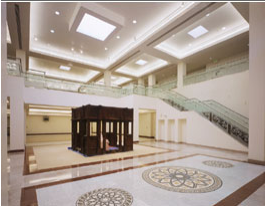 Jain Center of Southern California (interior)